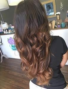 Ombré Hair Marron Caramel : the 25 best carmel balayage ideas on pinterest carmel ~ Farleysfitness.com Idées de Décoration