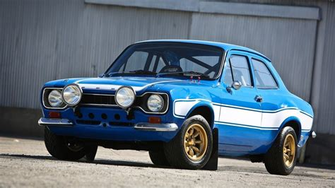 1970 Ford Escort RS1600 - Fast and Furious 6 Cars - YouTube