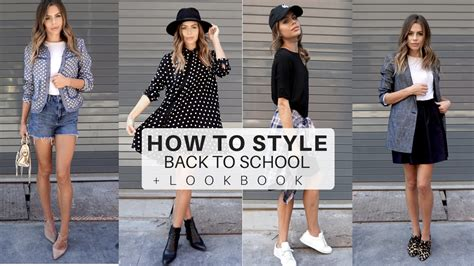 5 Creative Ways To Style Your Fall Wardrobe The