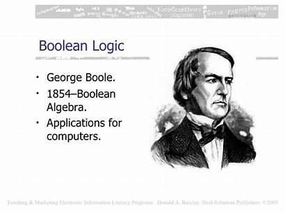 Boolean Logic Boole George Algebra Slideshare