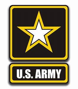 U.S. Army Logo Patch Decals