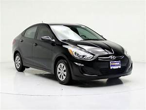 Used Hyundai Accent With Manual Transmission For Sale