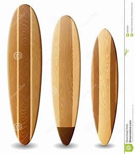 Planche à Dessin En Bois : planches de surf en bois illustration stock image 40693861 ~ Zukunftsfamilie.com Idées de Décoration