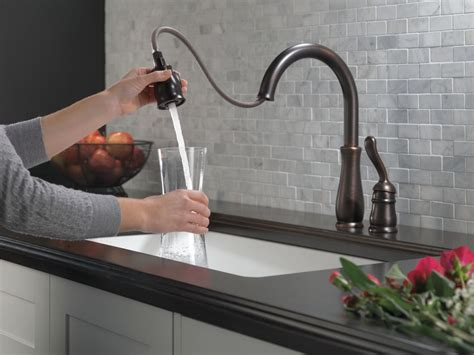 kitchen faucet clogged faucet com 978 rb dst in venetian bronze by delta