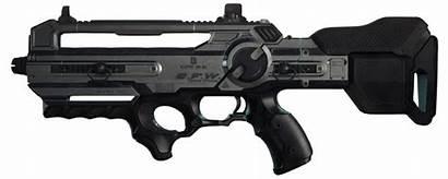 Rifle Deus Ex Flechette Sanction Dxmd Combat