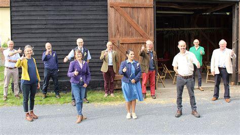 Priti Patel gets behind Back British Farming Day - Farmers ...