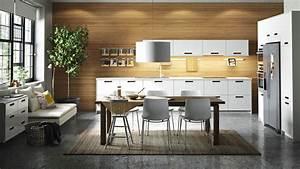 Modeles Cuisine Ikea : cuisine modele de cuisine equipee modele de cuisine amenagee photo mod le de cuisine am nag e ~ Dallasstarsshop.com Idées de Décoration