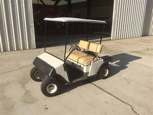 1989 Ez Go Marathon Golf Cart For Sale