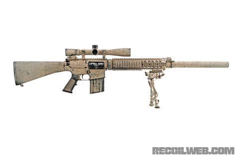 Preview - The Guns of American Sniper | RECOIL