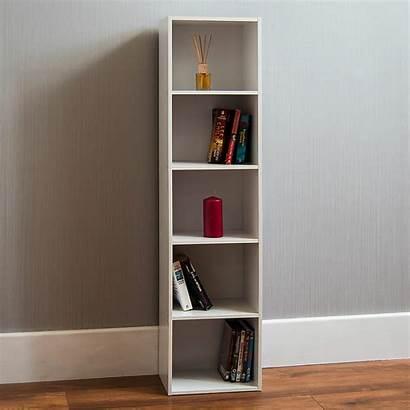 Bookcase Cube Tier Storage Furniture Shelving Unit