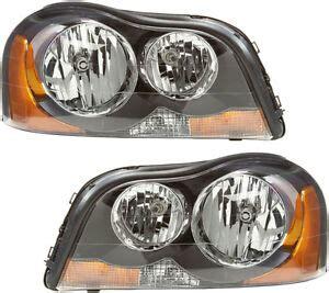 headlights headlight assembly wbulb pair set