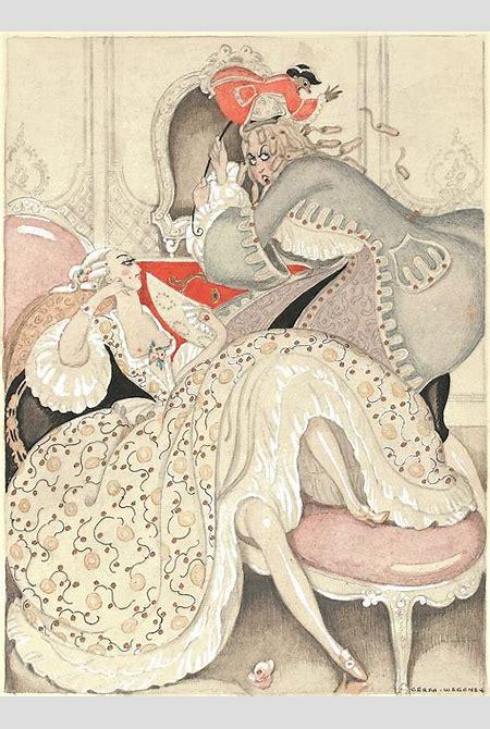 The Danish Girl and the Erotic Art of Gerda Wegener - Swann Galleries News