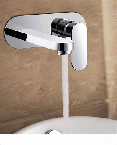 Taps Wall Bathroom Mounted Basin Manufacturer Factory