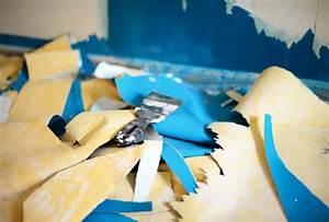 Tapete Einfach Entfernen : latexfarbe mit tapete entfernen so gelingt 39 s ~ Lizthompson.info Haus und Dekorationen