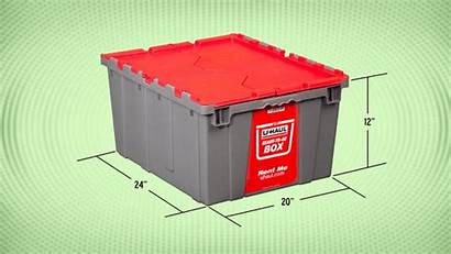 Boxes Moving Box Plastic Uhaul Ready Rent