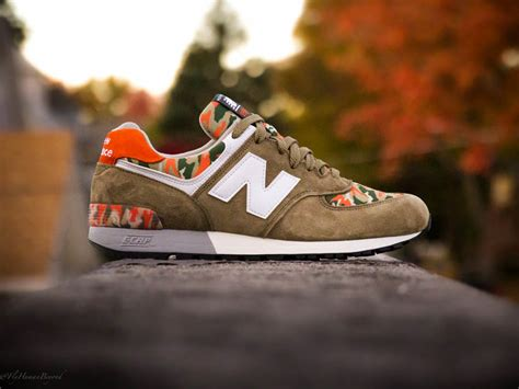 New Balance 576 Camo Pack  Sole Collector