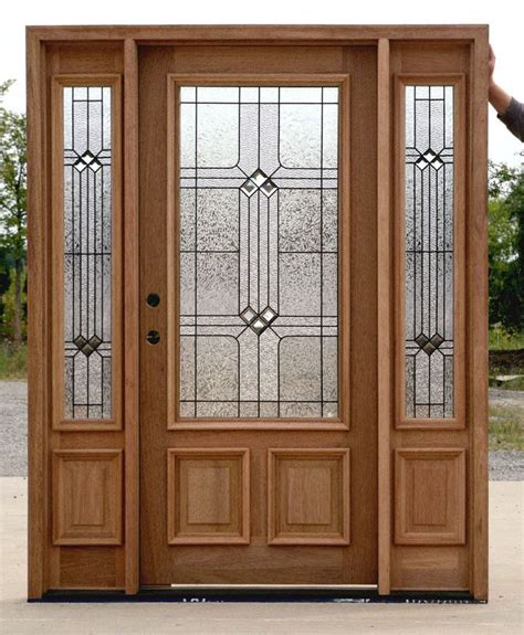 home depot front doors with sidelights best 25 exterior doors with sidelights ideas on
