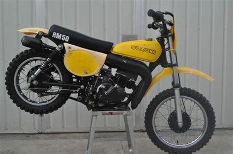 Suzuki Rm50 1978 suzuki rm50 rm 50 other