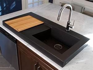 Black Kitchens Are The New White HGTV39s Decorating