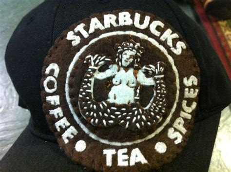 Great for any catering services, selling coffee. Original Starbucks logo on my first baseball hat | Spiced coffee, Spice tea, Starbucks logo