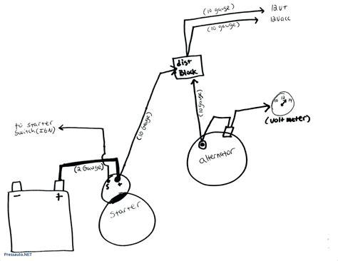 Wilson Alternator Wiring Diagram Webtor