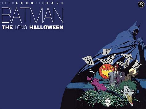 Long Halloween Batman by Review Batman The Long Halloween Plus Special Giveaway