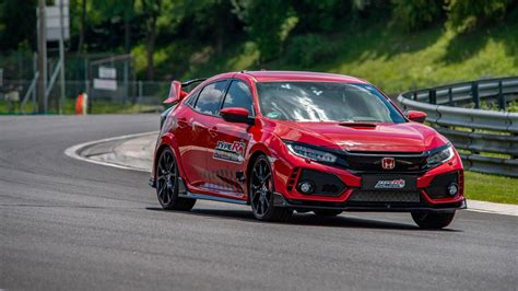 Type R by Honda Civic Type R Term Test Review Car Magazine