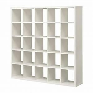 Schreibtisch Expedit Ikea : ikea expedit kallax 5x5 mit 25 f cher weiss in neu isenburg ikea m bel kaufen und ~ Markanthonyermac.com Haus und Dekorationen