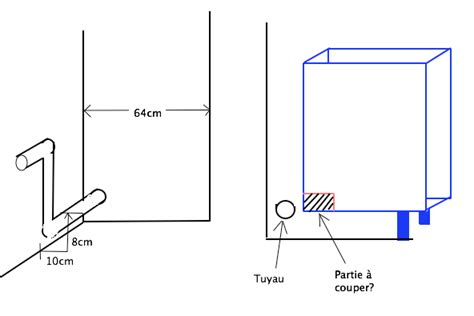 comment créer un vide sanitaire pour metod ikea 11