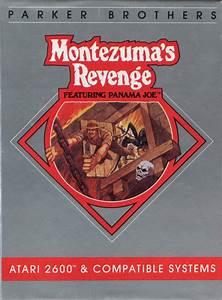 Atari: Montezuma's Revenge - A Boy and his Blog