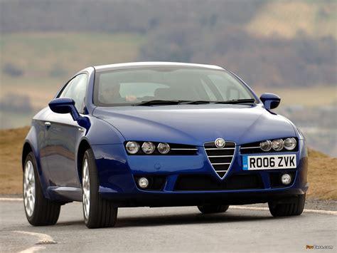 Alfa Romeo Brera UK-spec 939D (2006–2010) wallpapers ...