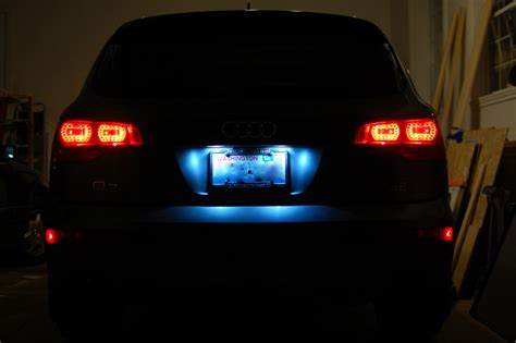 license plate lights led led license plate lights audiworld forums