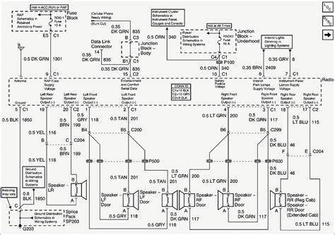 Chevy 2500 Hd Stereo Wiring Diagram wiring diagram 2008 chevy silverado auto electrical