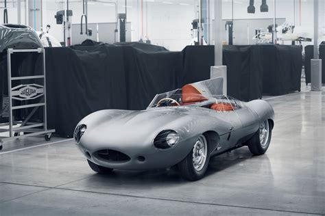 Meet The 2018 Jaguar D-type Continuation