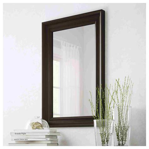 chambre hemnes grand miroir mural pour une déco élégante