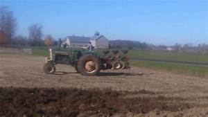 Oliver 1855 With Ih 624 Rollover Plow