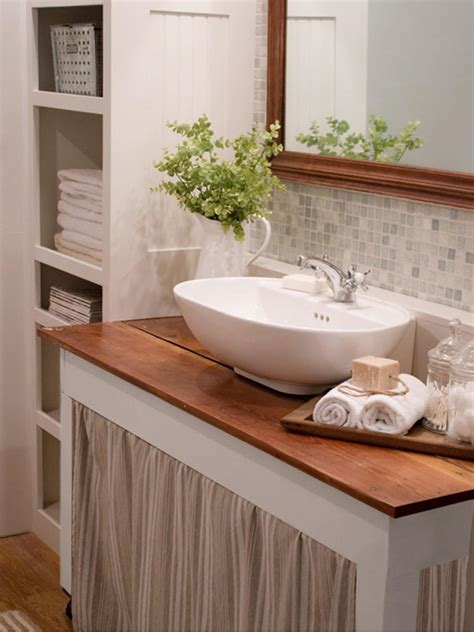 small bathroom cabinet ideas 20 small bathroom design ideas bathroom ideas designs hgtv