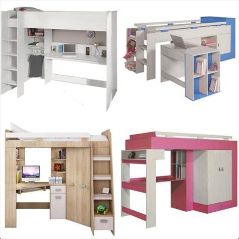 lit a etage avec bureau lit bureau enfant pas cher with lit a etage avec