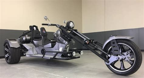 New 2017 Conquest Trikes Titania Trikes In Clearwater, Fl