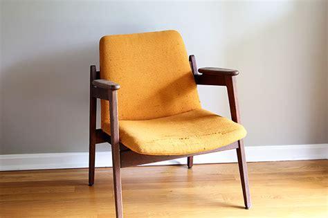 diy modern chair mid century modern chair restoration house of hawthornes Diy Modern Chair