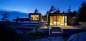 Shift Cottage, Luxury Lake House Design from Superkul in