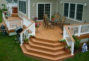 Mobile Home Deck Ideas Pictures by Photos Of Decks On Mobile Homes Studio Design