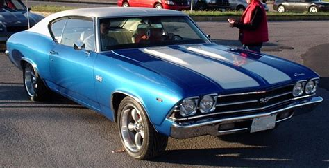 File'69 Chevrolet Chevelle Ss Coupe (les Chauds Vendredis