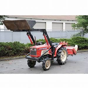 Tractor Yanmar 1702D 21HP – AM Tools & Equipment Rental