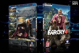 Far Cry 4 PC Box Art Cover by MPI