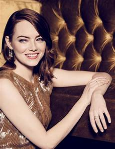 Emma Stone - The Hollywood Reporter February 2017 Issue