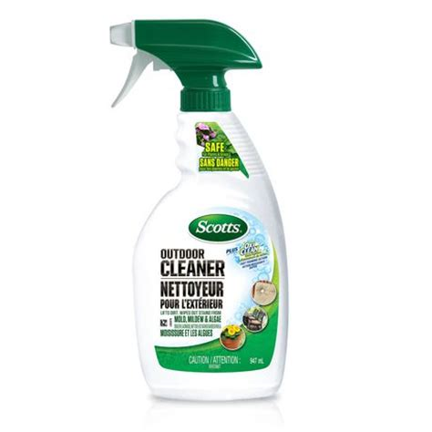 Scotts Outdoor Cleaner Plus Oxi Clean Walmartca
