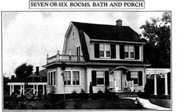 sears modern homes house kits  catalogs hooked  houses