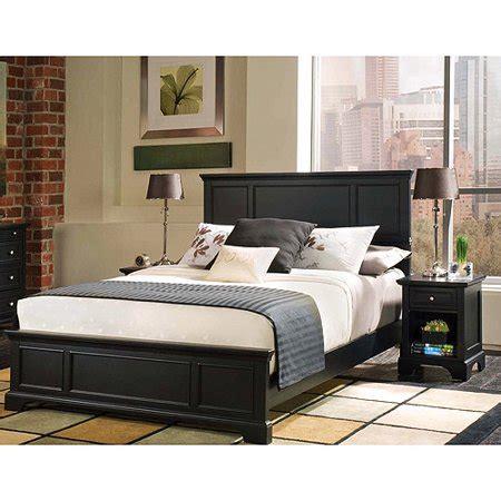 bedford  piece bedroom set complete queen bed  night