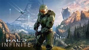 Halo Infinite Box Art Revealed Ahead Of Xbox Series X Game